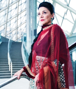 Shoreh Aghdashloo in The Expanse