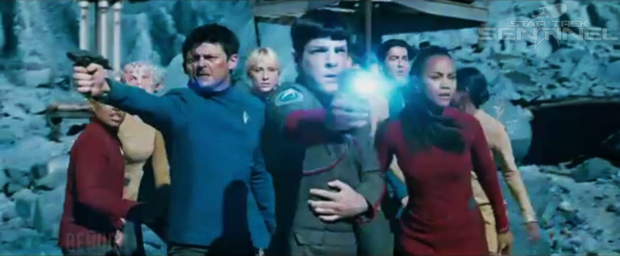 McCoy and Spock to the Rescue