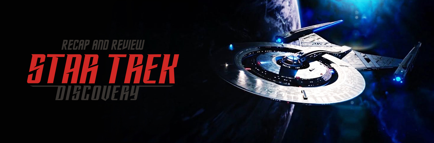 Episode 9 Recap and Review Banner