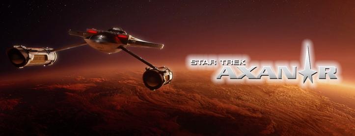 Star Trek Axanar 1 with Logo