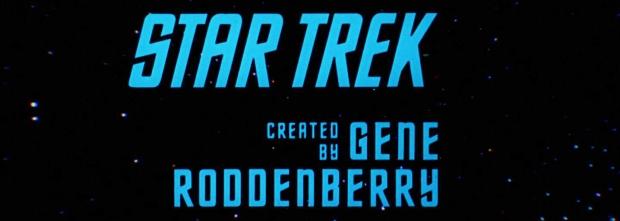 Star Trek Created by Gene Roddenberry