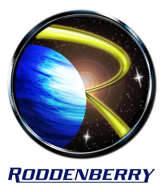 Logo - Roddenberry Entertainment