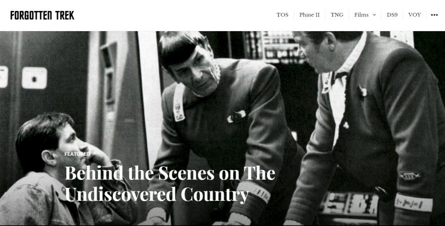 Forgotten Trek Screenshot