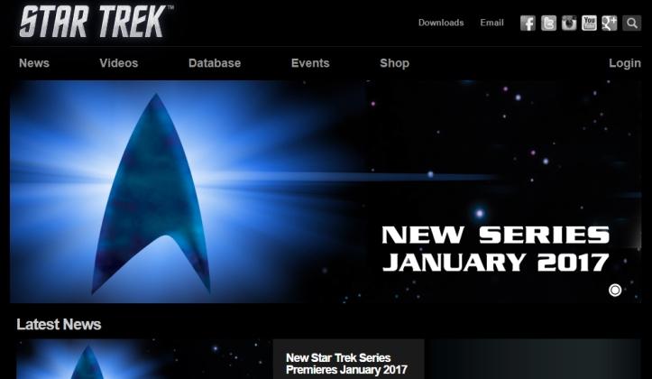 New Trek Series Announced