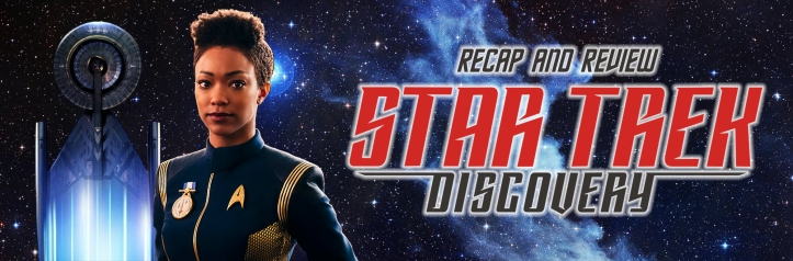 Star Trek Discovery Review Banner Episode 15