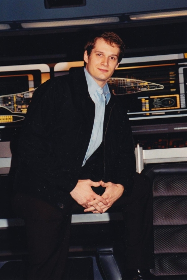young-bryan-fuller-on-the-set-of-voyager