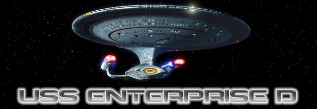 USS Enterprise D Banner