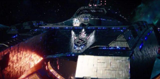 Vaulting Ambition - Empresses Starship Palace