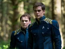 Kirk and Chekov