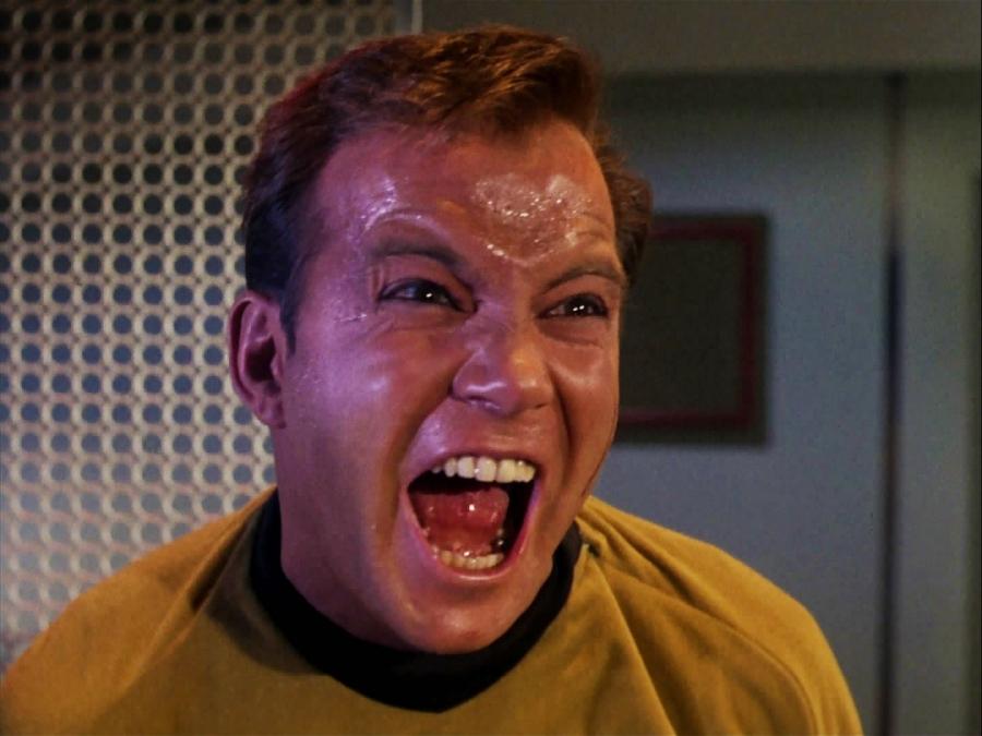 Captain Kirk 1