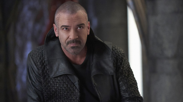 Alan van Sprang as Leland