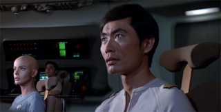 Hikaru Sulu STTMP