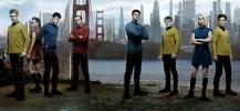 Star Trek Reboot Crew Photo