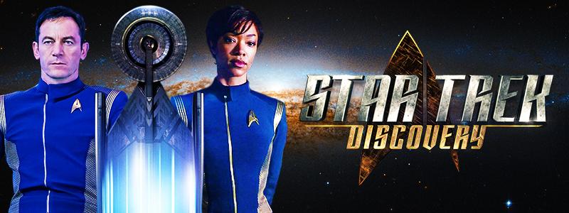 Star Trek Discovery Update 22062017