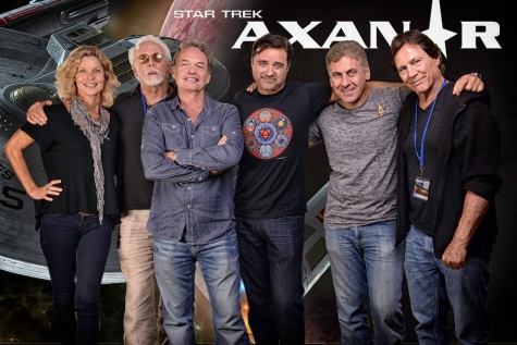 Star Trek Axanar Cast
