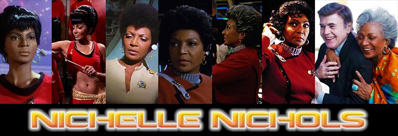 Nichelle Nichols Banner
