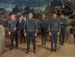 Star Trek The Cage 1