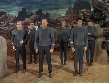 Star Trek The Cage 1