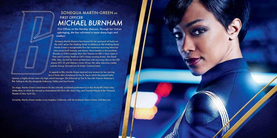 Press Kit Michael Burnham