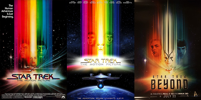 Star Trek Beyond Star Trek The Motion Picture Homage
