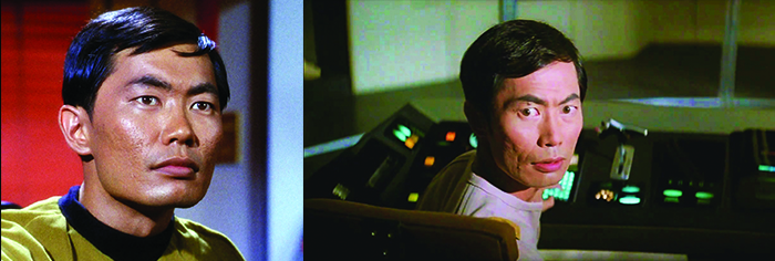 George Takei Banner