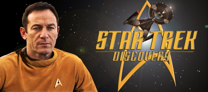 Jason Isaacs Joins Star Trek Discovery