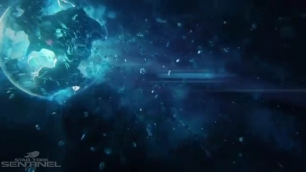 Ice Blue World