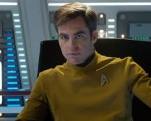 Chris Pine Star Trek Beyond