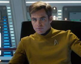Chris Pine Star Trek Beyond