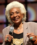Nichelle Nichols, the First Lady of Science Fiction
