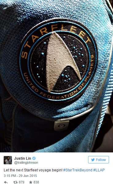 Star Trek Beyond - First Production Photo