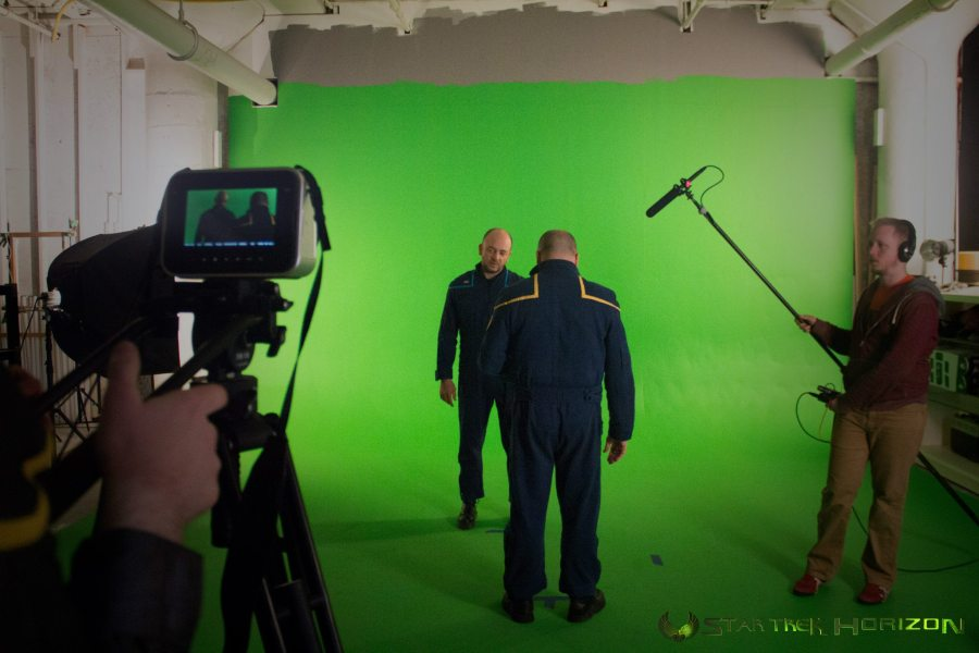Horizon Green Screen Work