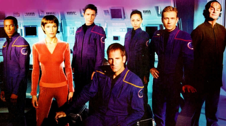 Star Trek Enterprise Crew