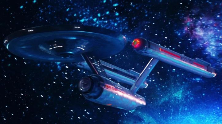 USS Enterprise NCC-1701 Fan Render