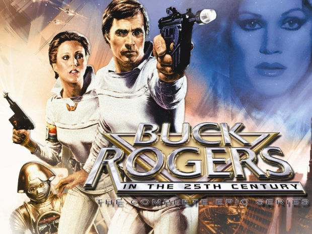 Buck Rogers in the 25th Century Poster 1