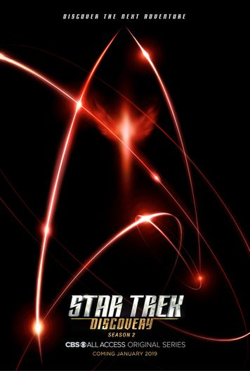 Star Trek Discovery Season 2 Logo