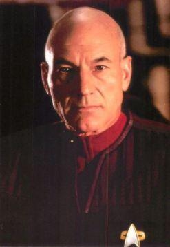 Jean-Luc Picard Star Trek Nemesis