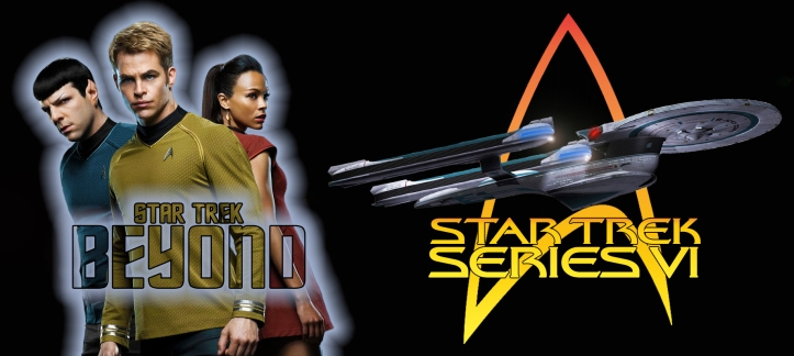 Star Trek Beyond and Star Trek Series VI Banner