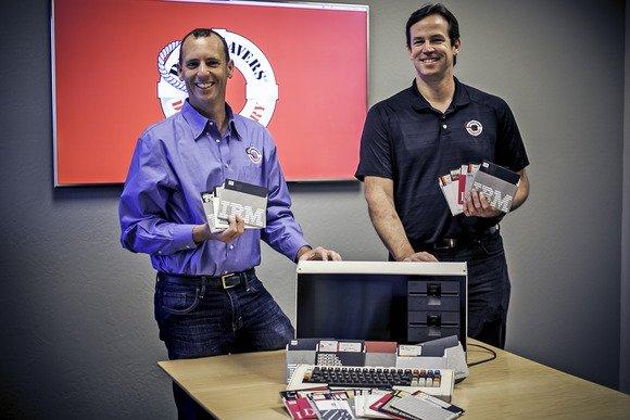 DriveSavers rescue Gene Roddenberry files