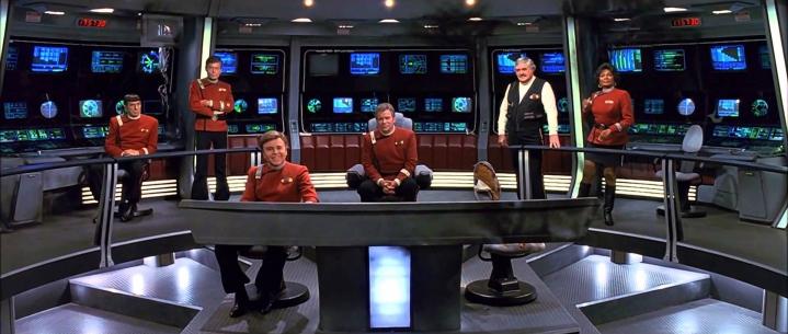 Star Trek The Undiscovered Country - Final Scene