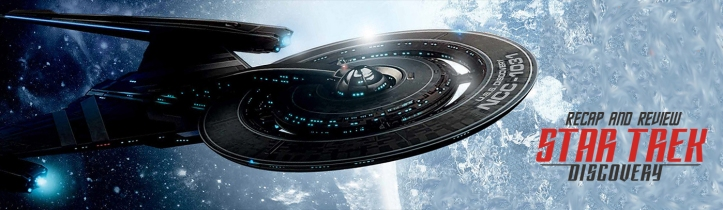 Star Trek Discovery Episode 13 Banner