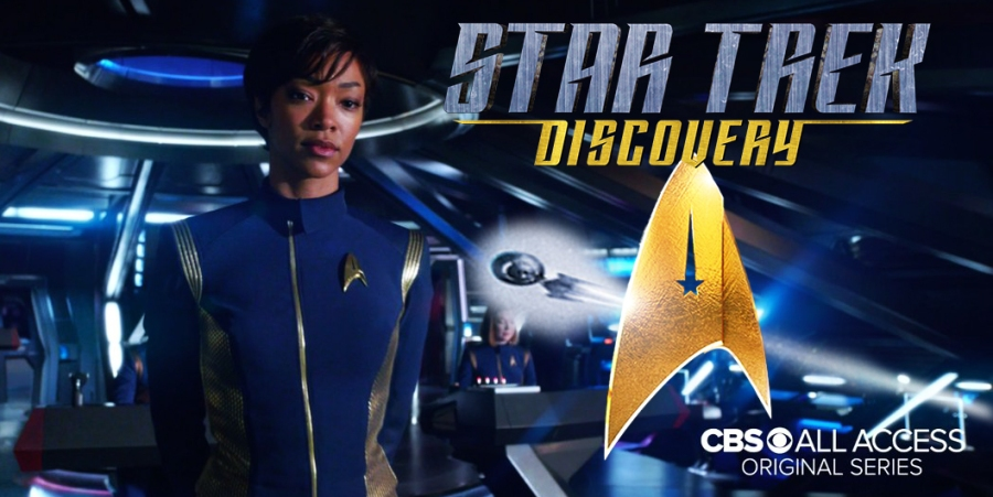 Star Trek Discovery Banner May Update