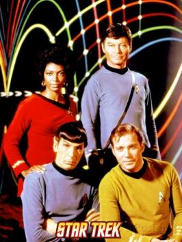 Uhura McCoy Spock Kirk