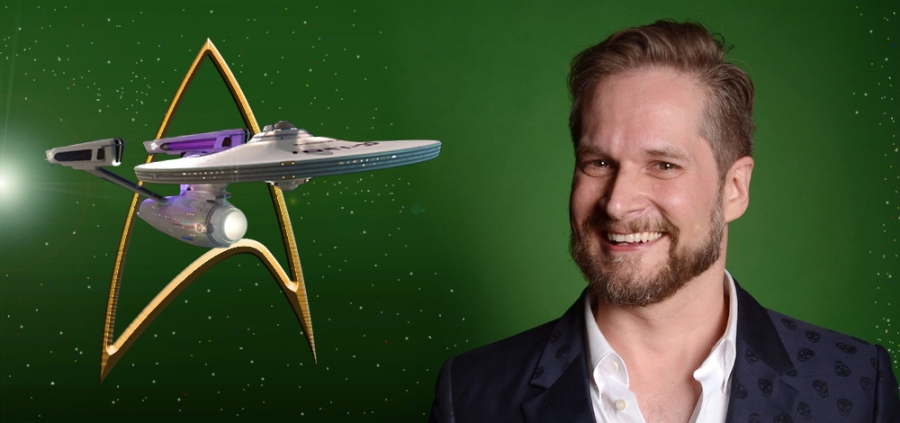 Bryan Fuller Produces Star Trek