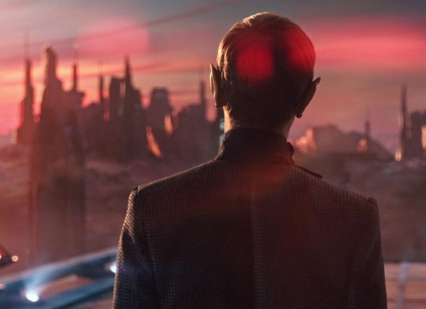 Sarek Looks Across Vulcan - Lethe