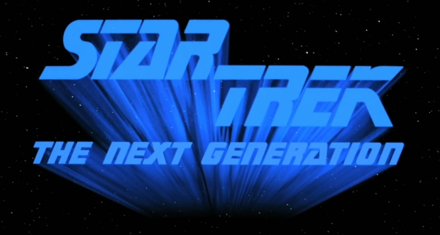 Star Trek TNG Logo