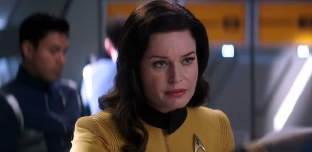 Rebecca Romijn in the Iconic Role of Number One