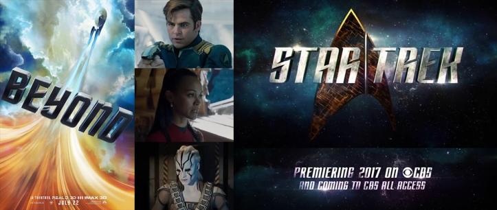 Star Trek Update Banner - Beyond and Series VI