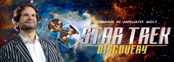 Star Trek Discovery Update Banner
