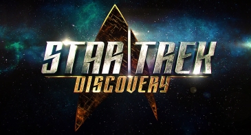 Star Trek Discovery Series Logo